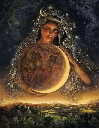 Dalla luna in cielo alla luna interiore