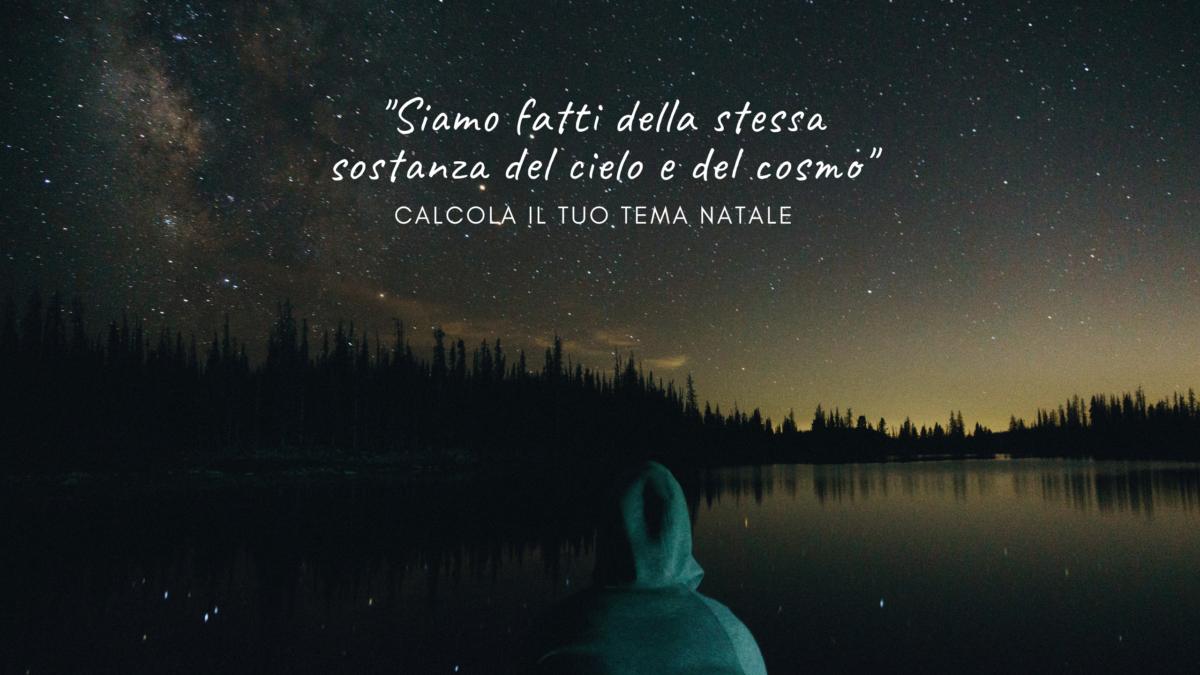 CALCOLA ON LINE IL TUO TEMA NATALE - FREE